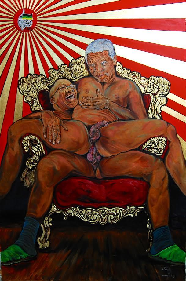 Economy rape by Ayanda Mabulu